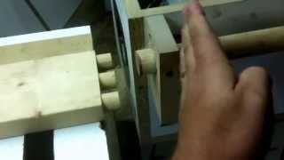 Mortise and Tenon Floating Router Revealed!