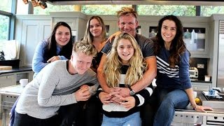 Gordon Ramsay's family