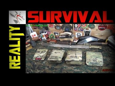 Sweet Survival Kit Organizer! The MK-7 by 20DollarBandit