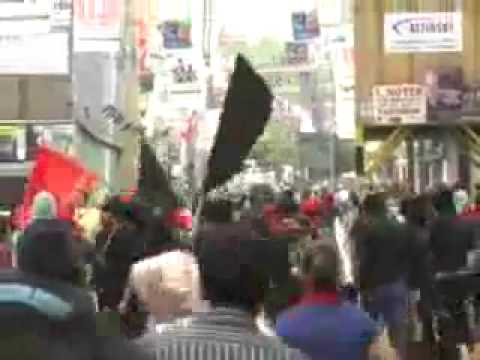 Ayaklanmalar ve İstanbul'da olaylar Ekim 2009