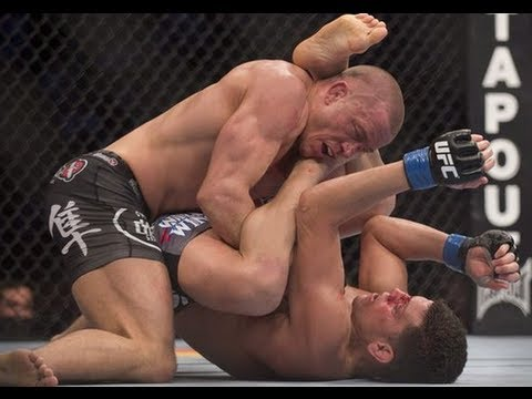 UFC 158: GSP Success Secrets Vol. 2 (Gracie Breakdown)
