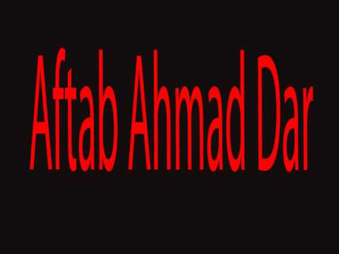 Love You Love You Keh Gai Ay By Aftab Ahmad Dar video