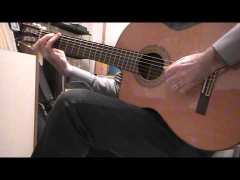 Disney Fantasia Dance of the Hours  Ponchielli- for Guitar