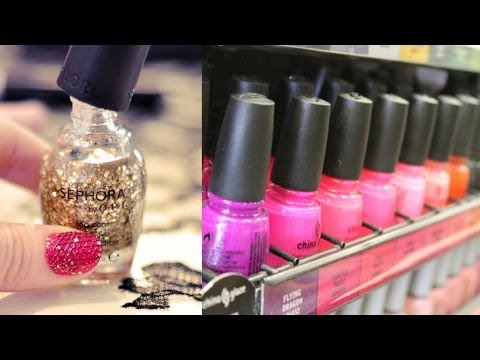 NAIL ART 101: How To Restore Old Nail Polish!