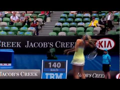 Preview: Maria Sharapova v Venus Williams - Australian Open 2013
