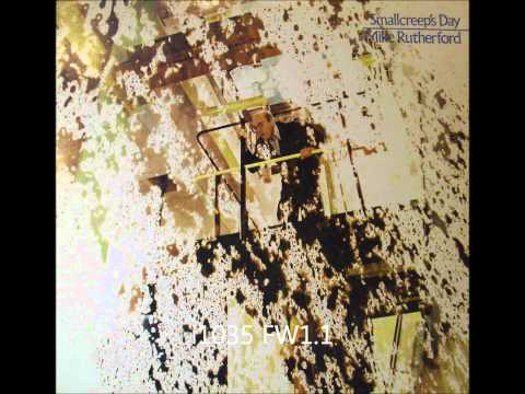 Mike Rutherford - Working in Line