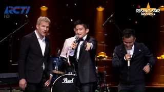 Michael Learns To Rock Feat Judika Grand Final Rising Star Indonesia Eps 24