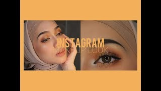 INSTAGRAM MAKEUP LOOK