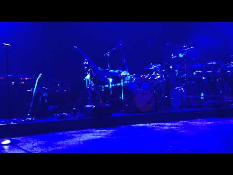 "Kate Bush ""Before The Dawn"" stage just before show"