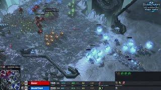 ShoWTimE vs. Elazer PvZ - Quarter-finals - WCS Global Finals 2016 - StarCraft II