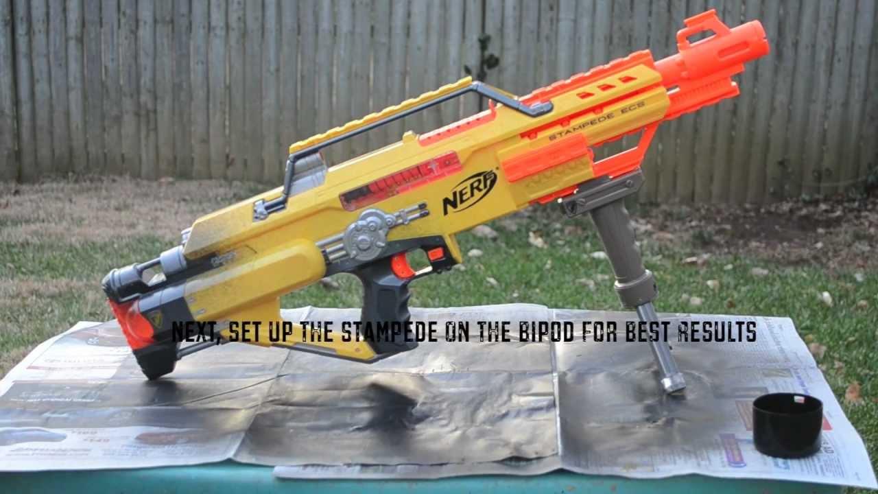 Best Spray Paint For Nerf Guns