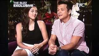The Buzz 08-11-2013 - Jericho Rosales + Kim Jones Interview