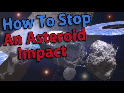 How To Stop An Asteroid Impact