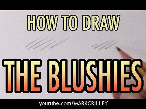 How to Draw Blushies