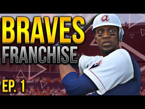 MLB 16 BRAVES FRANCHISE: TRADES + FRESH START!