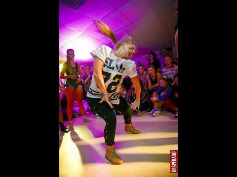 Gaika Битва за стиль(Dancehall vs Hip-hop)