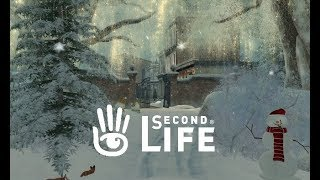 Happy Holidays from Second Life