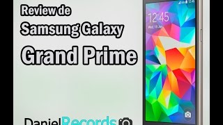 Review de Samsung Galaxy Grand Prime