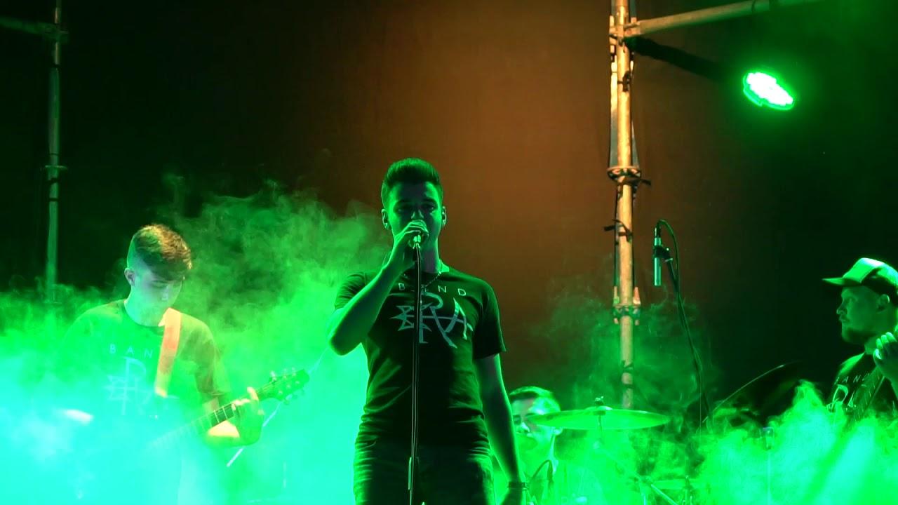#Калуш_Rock_Марафон. Виступ рок-бенду Band Era