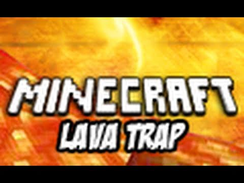 Minecraft: Lava Death Trap - Vanilla Only Music Videos
