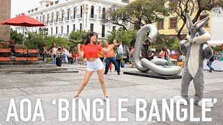 [KPOP IN PUBLIC MEXICO] AOA _ Bingle Bangle(빙글뱅글) [Dance Cover by New Sense]