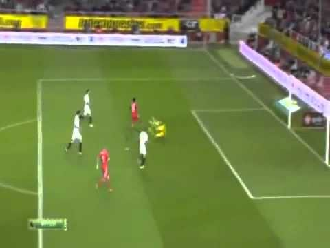 Sevilla vs Real Madrid 2-6 - All Goals / Highlights 2011-12-17