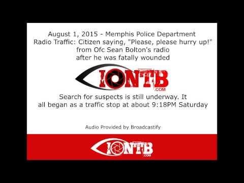 Radio traffic from Memphis Police