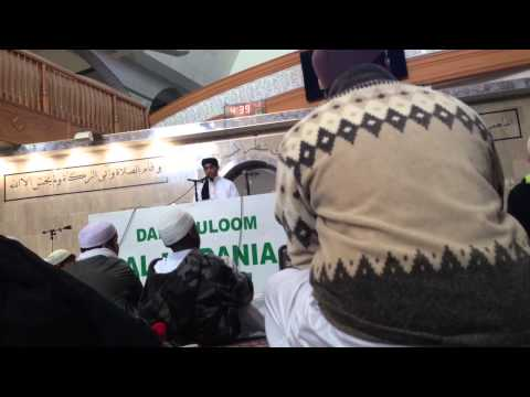 Darul Uloom Al Madania Nasheed Buffalo USA - 05/26/2013