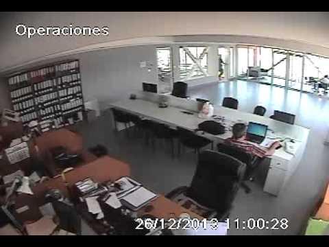 CAM09 Oficinas vigilancia web
