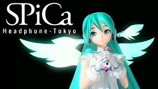 Watch Hatsune Miku Spica video
