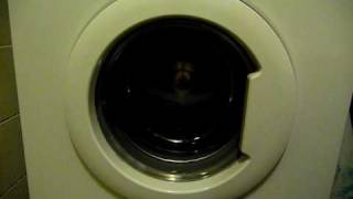 Samsung  Washing Machine last  minutes of final spin at 1000rpm. Nice melody at the end