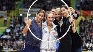 Verona - Grand Prix della Ginnastica Yomo Cup 2016