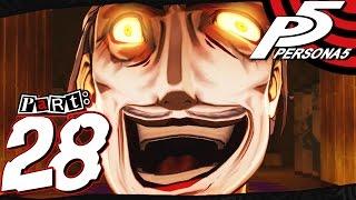 Persona 5 - Part 28 - Shadow Madarame