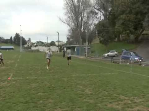 Shuttles with Wrestle - Rugby League Training Image 1