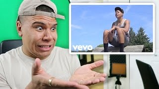 REACTING TO MY RAP SONGS (WHY I QUIT RAPPING)
