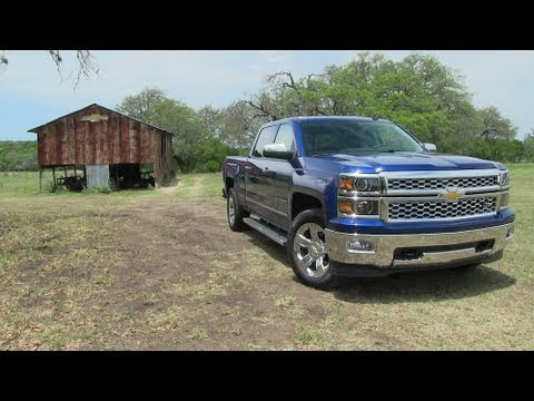 2014 Chevy Silverado 0-60 MPH Performance Test