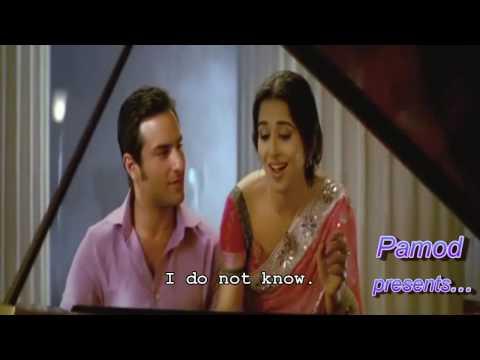 Piyu Bole - Parineeta - HD-  with English Subs - Pamod
