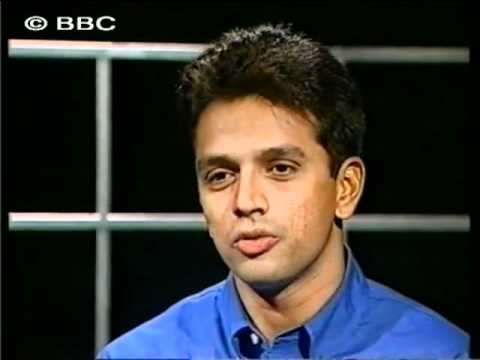 Rahul Dravid- Face to Face with Karan Thapar - 1/7/1999