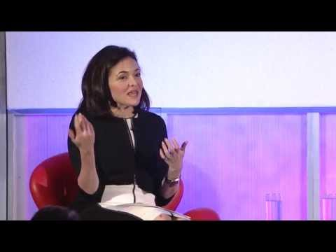 Katie Couric, Yahoo News & Sheryl Sandberg, Facebook on Video, Storytelling& Content at