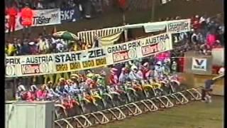 1993 Motocross Des Nations from Austria Schwanenstadt (Deutsch)