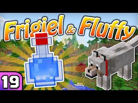 FRIGIEL & FLUFFY : LA POTION ULTIME | Minecraft - S5 Ep.19 thumbnail