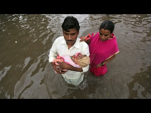 Photos of the Day - Heavy Rainfall Hits India
