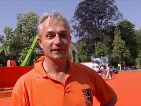 FIFA World Cup 2010 - Dutch hero coach - Bert van Marwijk gets amazing welcome