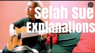 "Selah Sue ""Explanations"" unplugged"