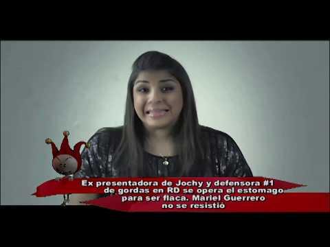 Mariel Guerrero Se opera, Angelita de Vargas y El Big Papi, baño exclusivo para gays.
