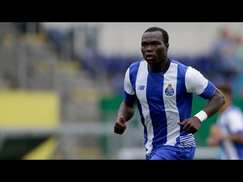 Vincent Aboubakar - FC Porto - Skills & Goals 15/16