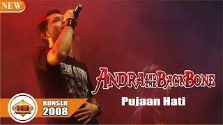 ANDRA N THE BACKBONE - PUJAAN HATI (LIVE KONSER SINGARAJA 2008)