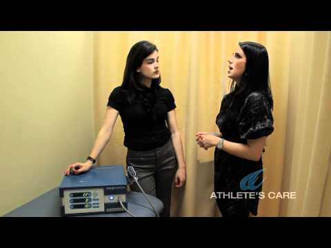 Shockwave Therapy at Athletes Care