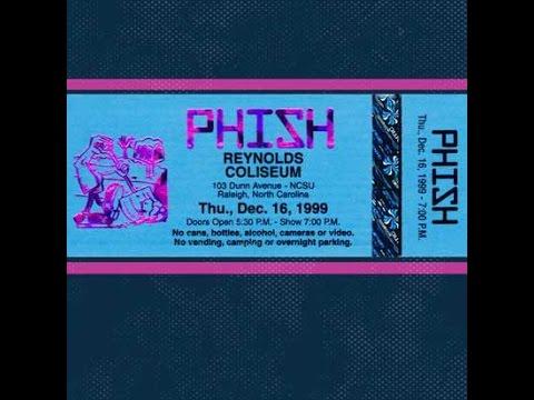 Just Jams - Phish 12/16/99