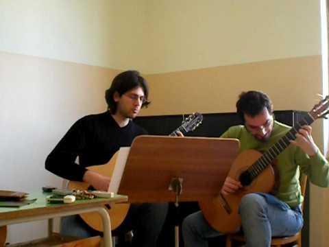 JS Bach Preludio suite inglese n°2
